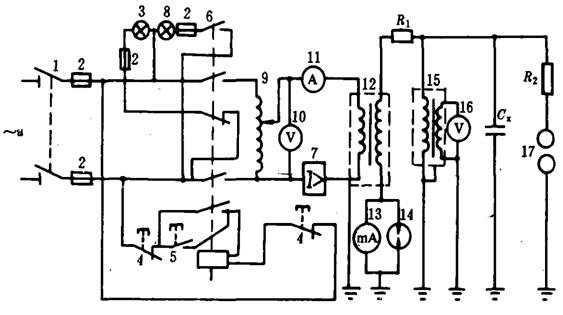 验变压器接线方法
